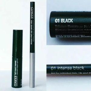 Clinique High Impact Mascara Black & Quickliner